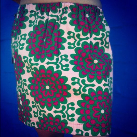 HOW TO SEW A SKIRT CLASS THIS SATURDAY 3pm!